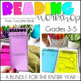 Reader's Workshop Membership-Reading Lessons, Reader's Notebooks, & More