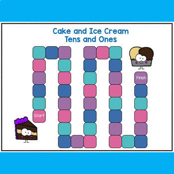 Two Math Games for Place Value With Two-Digit Numbers