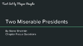 Two Miserable Presidents-Unit Text Sets