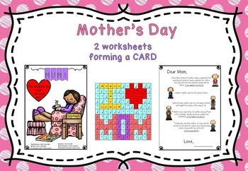 Mother's Day musical card