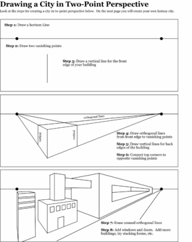 Two-Point Building Worksheet