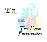 Two Point Perspective draw along power point