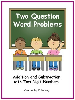 Two Question Word Problems