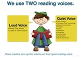 Two Reading Voices