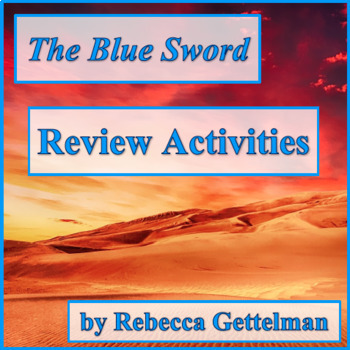 Two Review Activities for Robin McKinley's The Blue Sword