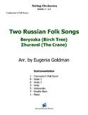 Two Russian Folk Songs: Beryozka (Birch Tree), Zhuravel (T