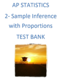 Two Sample Inference Procedures with Proportions (Examview)