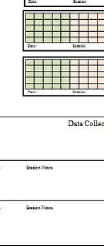 Two-Sided Data Collection Form