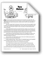 Two Sisters: A Folk Tale