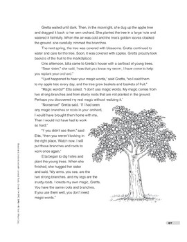 Two Sisters: A Folk Tale (Lexile 800)