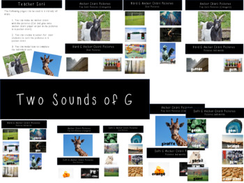 Two Sounds of G Sort