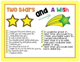 Two Stars and a Wish Poster and Resource Page for Sharing