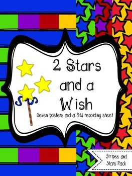 Two Stars and a Wish ~ Stars and Stripes Pack