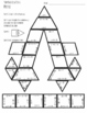 Two Step Equation Puzzle Activity