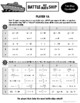 Two-Step Equations - Battle My Math Ship Activity