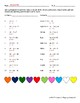 Two-Step Equations Cooperative Learning Activity