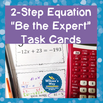 Two Step Equations Distributive Property Teaching Resources ...