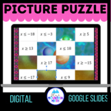 Two Step Inequalities  Activity--Digital Picture Puzzle