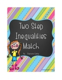 Two Step Inequalities Match