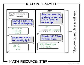 Two-Step Inequalities - iStep