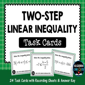 Two-Step Inequalities