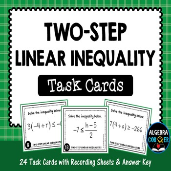 Two-Step Inequalities