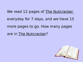 Two-Step Nutcracker Number Stories