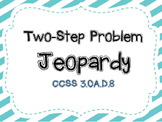 Two Step Problem Solving JEOPARDY