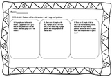 Two Step Word Problem CCSS 2.OA.1