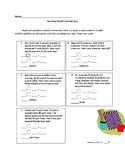 Two-Step Word Problem Quiz