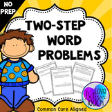 Two Step Word Problem Worksheets
