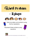 Grade 3 - 2-Steps Word Problems