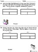 Two-Step Word Problems Using Bar Models - January Themed Math Problem Solving