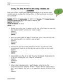 Two Step Word Problems Using Variables and Estimation