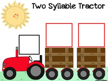 Two Syllable Tractor
