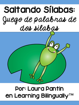 Two-Syllable Word Game in Spanish