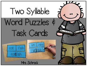 Two Syllable Words
