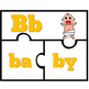 #fooledyou  Two Syllables Alphabet Puzzles