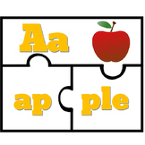 #fooledyou  Two Syllables Alphabet Puzzles