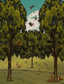Two Tall Trees - a 9/11/01 Story for Children (eBook)