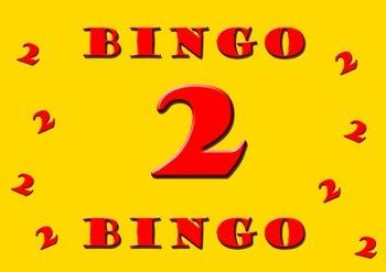 Two Times Table Bingo - Class Set (30)