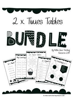 Two Times Tables Bundle