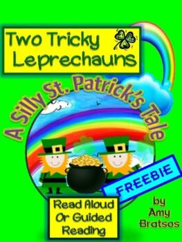Two Tricky Leprechauns-A Silly St. Patrick's Day Story