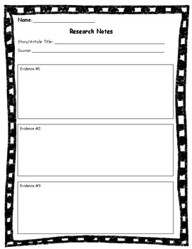 Two Truths and a Lie- Literacy Activity