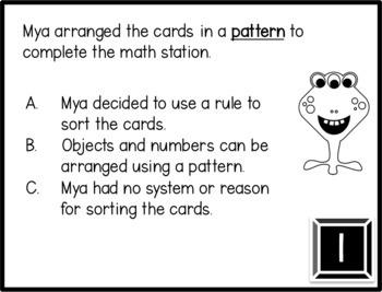 Two Truths and a Lie Math Vocabulary Set 2