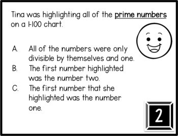 Two Truths and a Lie Math Vocabulary Set 17