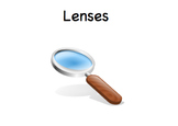 Two Types of Lenses -convex and concave