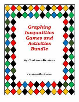 Graphing and Solving A System of Inequalities: Games and Activities