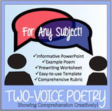 Two Voice Poem Project