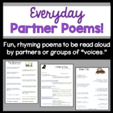 Two Voice Partner Poems